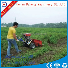 Multifunction green mung bean harvester