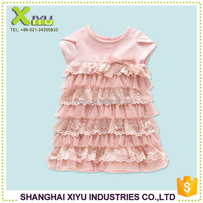 Eco-friendly Well-designed latest girls frock designs