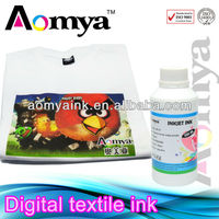 Aomya white ink for inkjet printer for T shirt