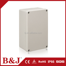 B&J Newest Outdoor IP68 Waterproof Plastic Enclosure Electronic Junction Box