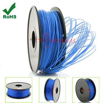 Torwell ABS 1.75mm filament(Blue) for additive manufacturing 3D Printer