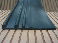 rubber gasket , window trim profiles