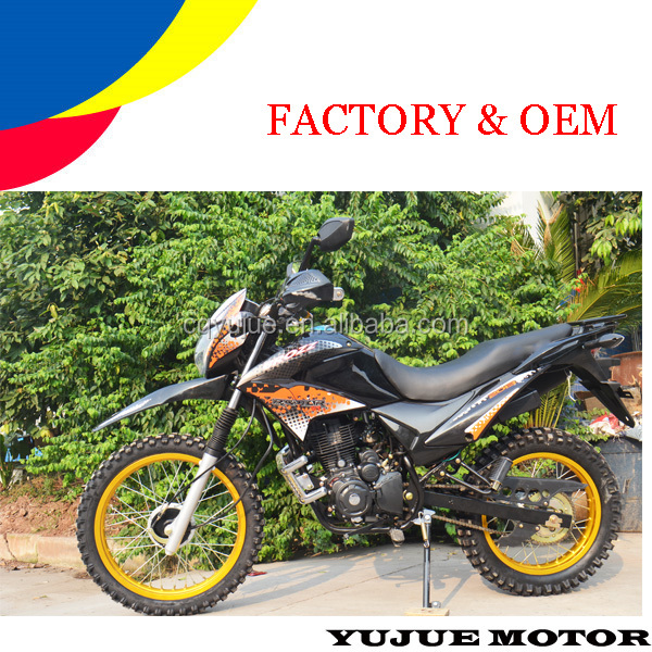 Best price dirt bike/off road motorcycle/150cc dirt bike automatic dirt bikes