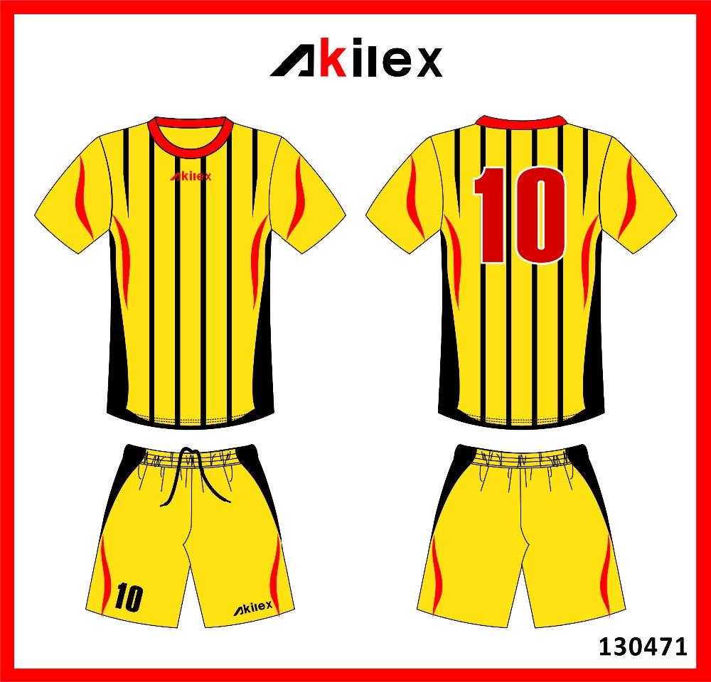 Latest Sublimation Soccer Jerseys Football Shirt Maker ...