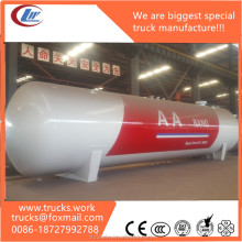 115m3 120CBM 50tons LPG tanker storage vessel stock in factory