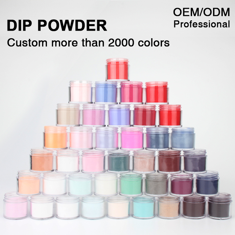 Acrylic powder nail factory wholesale chrome powder nail pigment chameleon for nail art