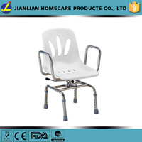 JL stainless steel shower chair with four legs 7931S