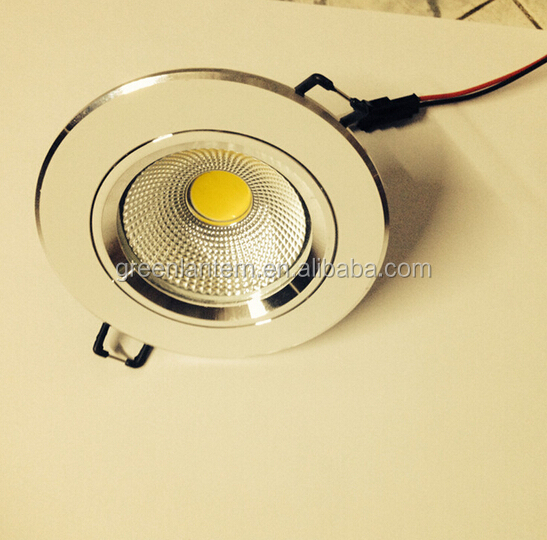 cob led <strong>downlight</strong> 2.5inch adjustable angle led cob <strong>downlight</strong> 230v 110v