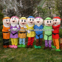 2013 great sales mascot costumes for your events