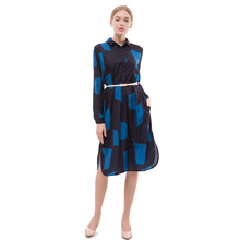 OEM service latest design hot sell african kitenge dress designs simple style lady dress for women clothing