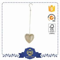New Arrived Export Quality Classic Style Art Heart Decoration