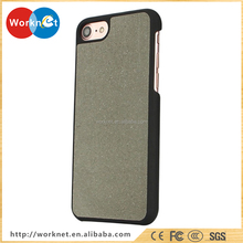 2017 new fashion cement concrete phone case for iphone 7 7Plus cell phone back cover protective phone case