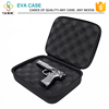 Custom packaging EVA Molded Hard Carry Hand Gun Case