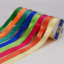 1 Inch Polyester Satin Ribbon Single Faced