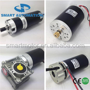 High Quality Brush Dc Motor Manufacturer / CE RoHS / Good Price /Customed Specification