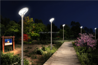 2015 best sale Die-casting Aluminum Alloy solar street garden light model LED-J154 by manufactured