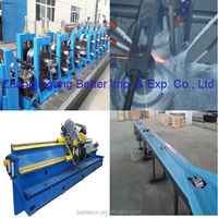 steel square pipe high frequency automatic welding making machine for sale