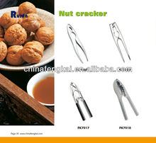 zinc alloy seafood cracker with chrome finish