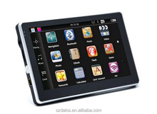Newest 5 inch smart gps navigation wince 6.0 core version with free maps download