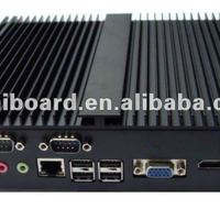 Embeded Industrial PC Based On D525
