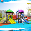 Indoor or outdoor cheap kids plastic slide childrens playgrounds