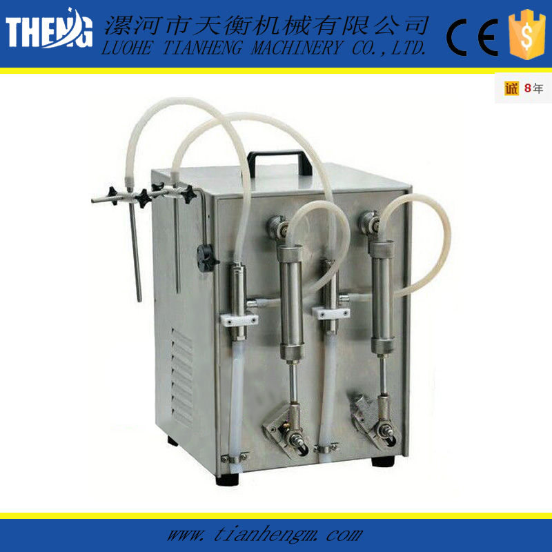 manual oil bottle filling machine vegetable oil