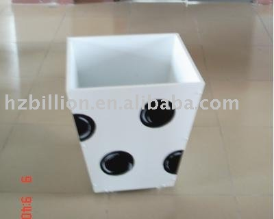 wooden products ash bin