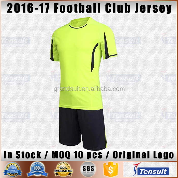 Original grade 2016 custom soccer jersey thailand football shirt youth national sports t shirt cheap wholesale