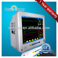 Manufacturer central patient monitoring system