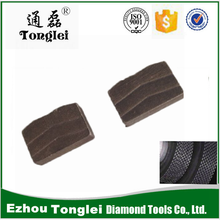 Multiblade diamond tools of Segment for saw blade cutting stone