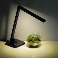 Smart LED desk lamp with touch control/4 modes/60 minutes timer/USB port/bule tooth connection/speaker