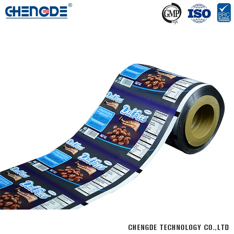 Packaging China Supplier Laminated Food Grade Plastic Film
