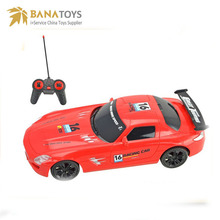 High speed 1:16 small rc racing car