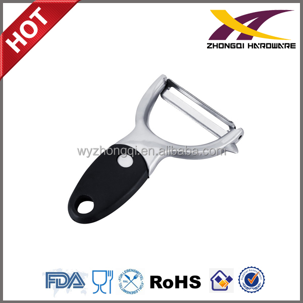 zinc alloy fruit peelers with PPR handle