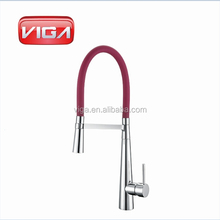 Kai Ping Faucets Manufacturer Silicon hose Kitchen Mixer