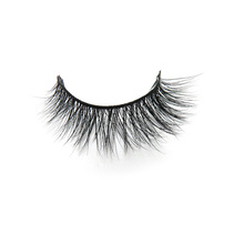 Worldbeauty Wholesale 100% Real Siberian mink fur eyelashes 3d mink lashes BlackBand