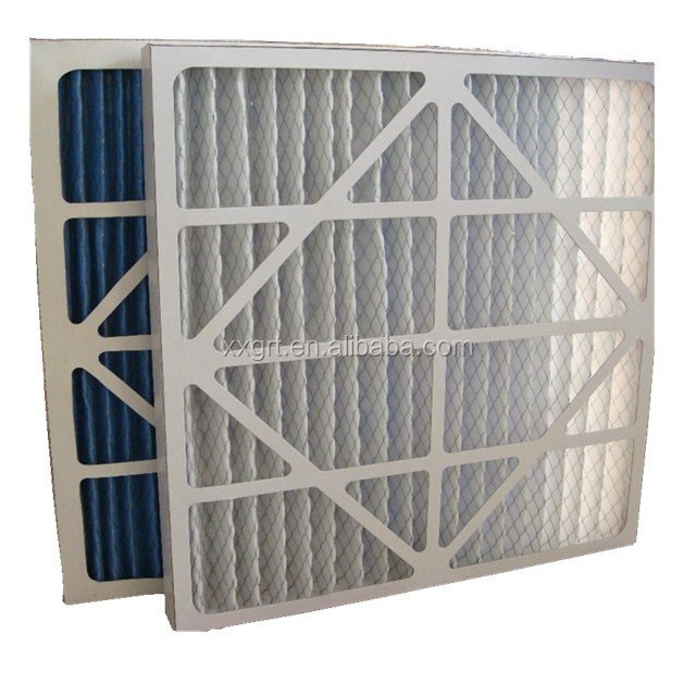 Paper Frame Pre Filter Primary Panel air filter 24x12x1