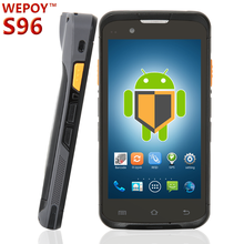 Android Handheld Mobile Computer with Barcode scanner