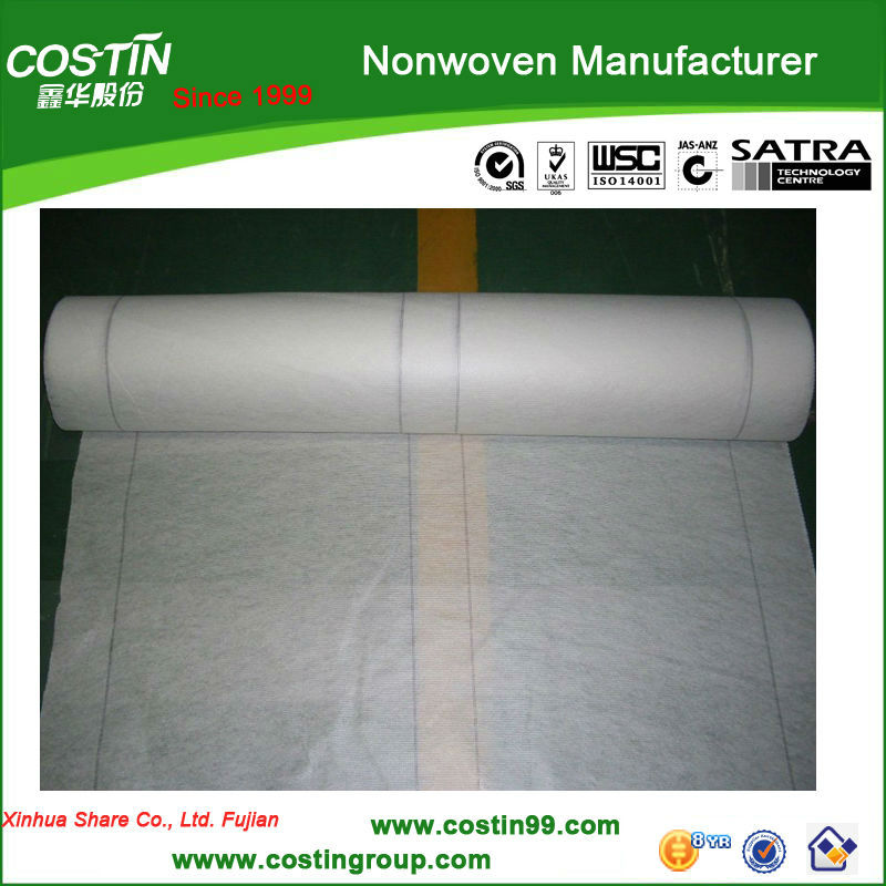 Wholesale waterproof building stitchbond materials