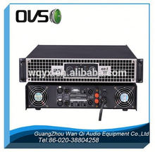 Public broadcasting professional amplifier
