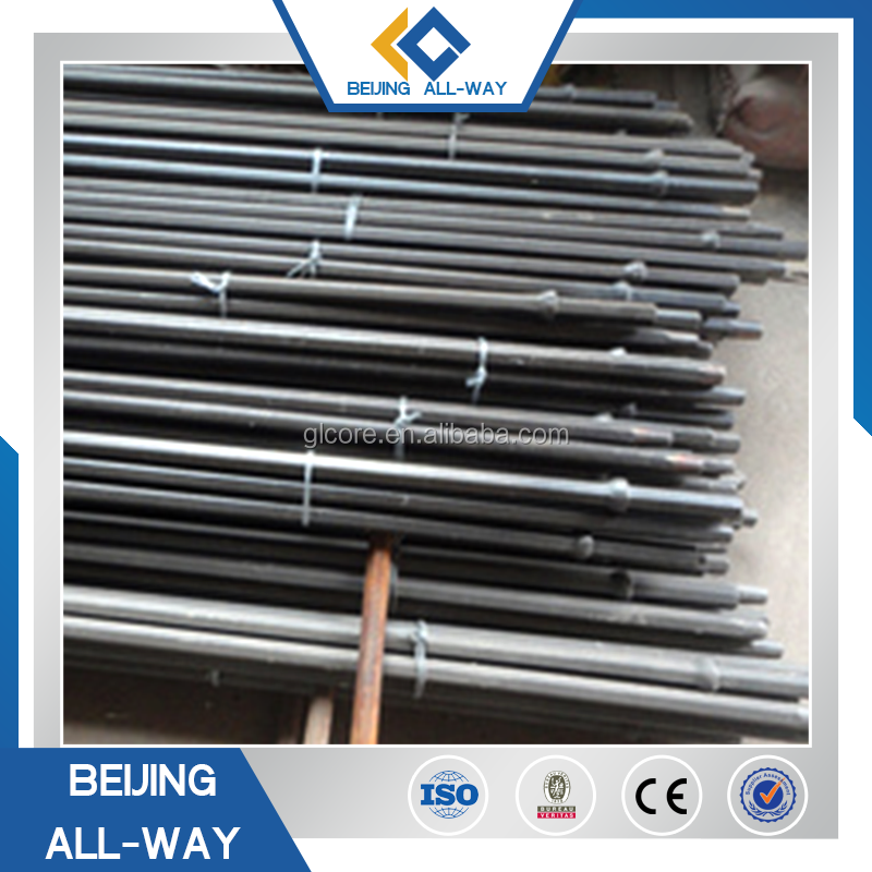 2015 self drilling hollow hex steel jack hammer drill rods for tunnel