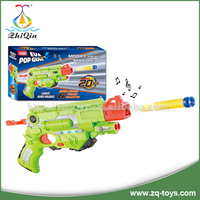 Good quality plastic sniper rifle toy gun nerf toy gun electronic toys for children