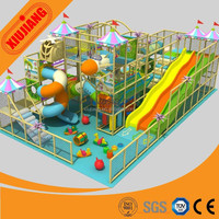 Mall Indoor Children Soft Play Area Facility, Kids Indoor Fitness Equipment