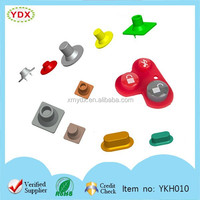 Custom Single Button OEM Silicone Buttons