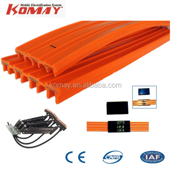 High Quality Flexible Copper Busbar for Crane