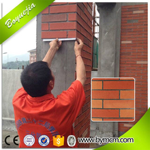 High security self adhesive stone wall tile / exterior wall slate tile / 4x4 ceramic wall tile