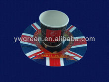 holiday red patterned fashionable dinnerware
