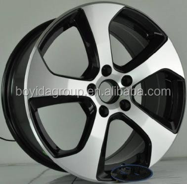 Different style car alloy wheel rims for specific cars