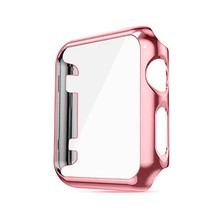 high quality for Apple Watch Case 42mm, Full Cover for Apple Watch Hard PC Plated Protective Bumper Cover