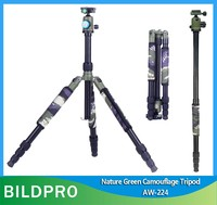Professional Telescopic Tripod Heavy Duty Video Tripod For Canon